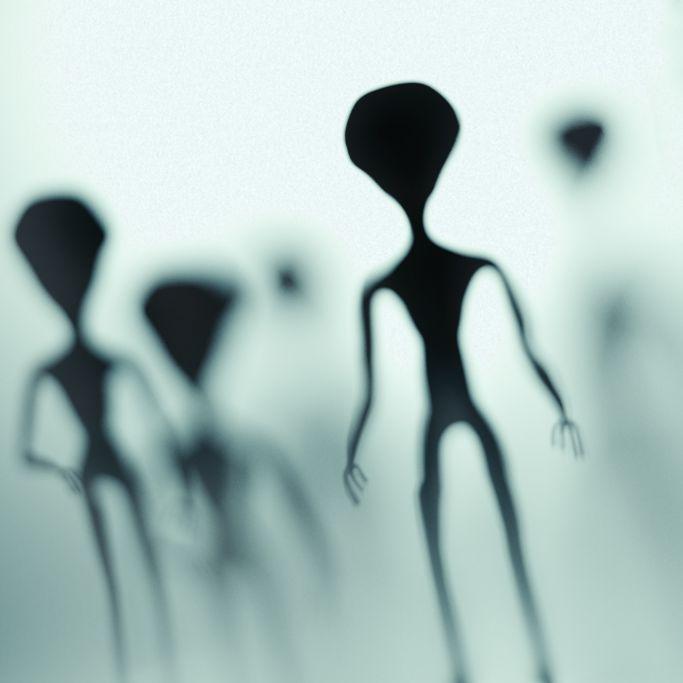 Bizarre Theorie behauptet: Jesus war ein Alien (Foto)