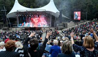 Wird es 2021 wieder Konzerte geben? (Foto)