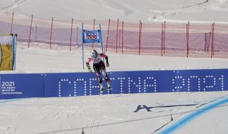 Die alpine Ski-WM 2021 vereint die Wintersport-Elite vom 8. bis 21. Februar 2021 im italienischen Cortina d'Ampezzo. (Foto)