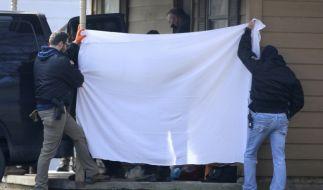 Bei einem Verbrechen im US-Bundesstaat Oklahoma sind am Dienstag fünf Kinder und ein Erwachsener ums Leben gekommen. (Foto)