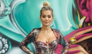 Rita Ora ließ es auf Instagram krachen - und beglückte damit die Fans (Foto)
