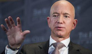 Gründer Jeff Bezos wird Amazon in anderer Funktion erhalten bleiben. (Foto)