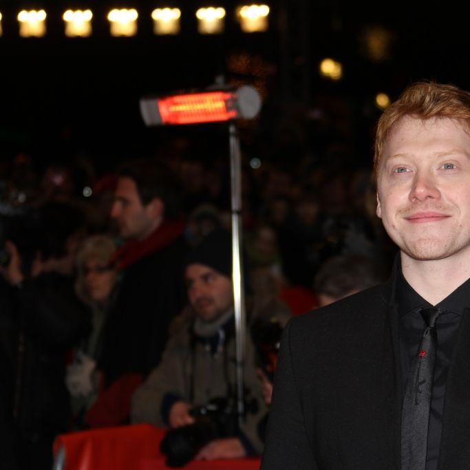 """Das hält """"Ron Weasley""""-Darsteller Rupert Grint davon (Foto)"""