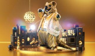 """Das Quokka ist eine von vier Masken bei """"The Masked Singer"""" 2021 (ab 16.02.2021 bei Pro Sieben). (Foto)"""