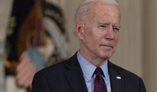 Joe Biden sorgt mit einem Werbevideo für geteilte Meinungen. (Foto)