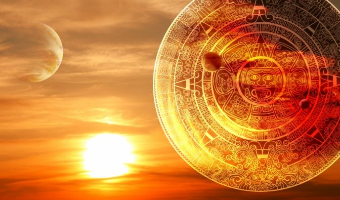 Apokalypse 2021 laut Maya-Kalender