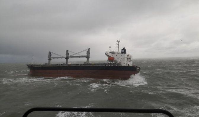 Drama auf der Nordsee