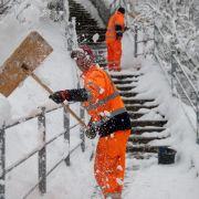 Wetter-Experte erklärt: Globale Erwärmung schuld an Minustemperaturen (Foto)