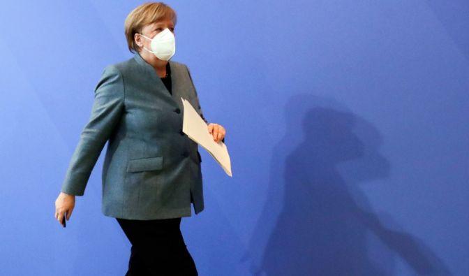 Angela Merkel Pressekonferenz heute 10.02.2021