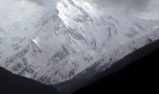 Den Nanga Parbat im Himalaya hatte Carlalberto Cimenti bezwungen - jetzt ist der italienische Alpinist mit 45 Jahren tödlich verunglückt (Symbolbild). (Foto)
