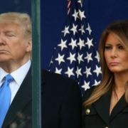 Donald Trump ganz allein! DESHALB ließ ihn Melania jetzt sitzen (Foto)