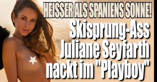 Seyfarth nackt juliane Juliane Seyfarth