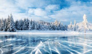 Das Polarwetter bleibt uns in Deutschland weiter erhalten. Auch zum Wochenende muss mit Temperaturen in zweistelligen Minusbereich gerechnet werden. (Foto)