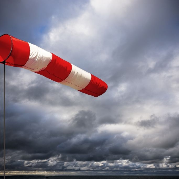 Wetterwarnung! Windstärke, Temperaturen und Niederschlag im Überblick (Foto)