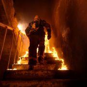 Brenzlige Flucht! Corona-Patient steckt Klinik in Brand - festgenommen (Foto)
