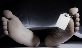 Die Leiche von Christina Rowe wurde aus einem Fluss gezogen. (Foto)