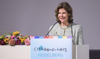 Ärger um Königin Silvias Kinderschutz-Organisation: Die World Childhood Foundation lehnte eine Spende ab, weil die Herkunft des Geldes fragwürdig ist. (Foto)