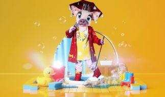 """Welcher Promi tanzt bei """"The Masked Singer"""" als Schwein über die Bühne? (Foto)"""