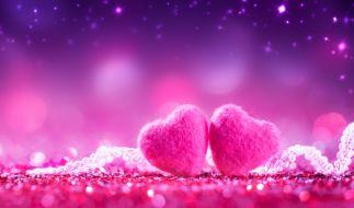 Die Liebessterne am Valentinstag könnten dafür sorgen, dass einige Ex-Paare wieder zusammenkommen. (Foto)