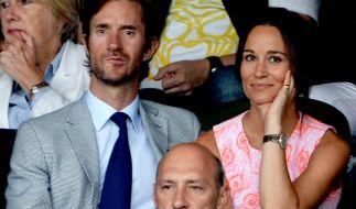 Eine Aktion von James Matthews, dem Ehemann von Pippa Middleton, sorgt aktuell für Ärger bei den britischen Steuerzahlern. (Foto)