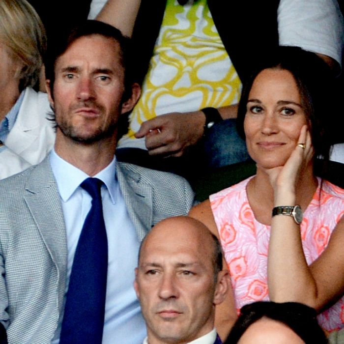 Pippa Middletons schwerreicher Ehemann beantragt Corona-Hilfsgelder (Foto)
