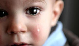 Eine Stiefmutter hat ihren Stiefsohn verbrüht. Er starb an den Verbrennungen. (Symbolfoto) (Foto)