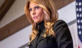 Melania Trump platzt laut Insidern fast vor Eifersucht auf die neue First Lady Jill Biden. (Foto)