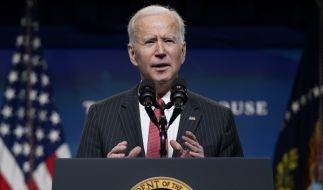Joe Biden wird gerade für seine Asylpolitik scharf kritisiert. (Foto)