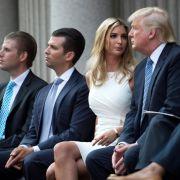 Groteskes Video! SO bizarr feiern Trump-Kinder gescheiterte Amtsenthebung (Foto)