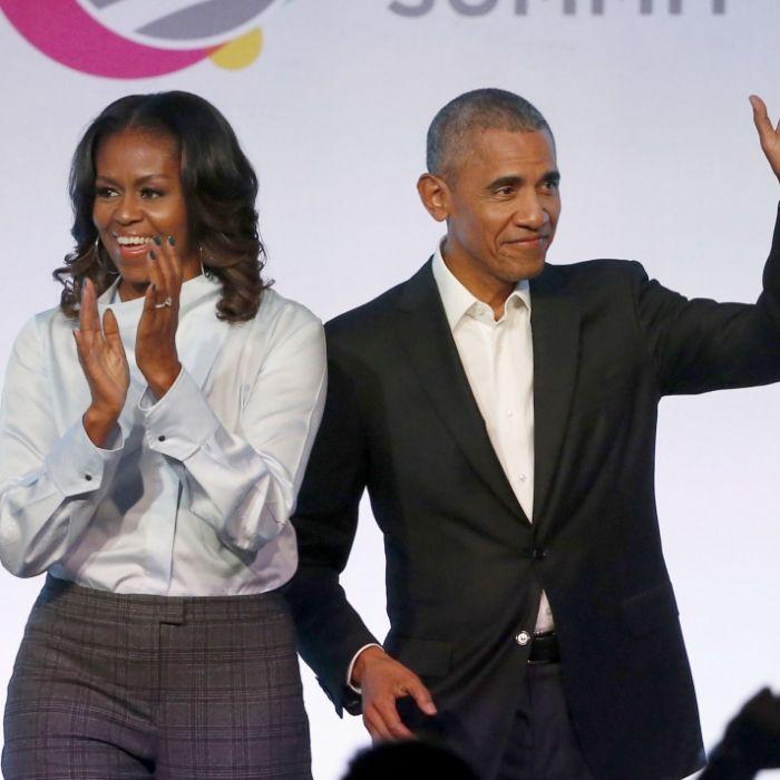 Total verändert! So haben wir die Obamas noch nie gesehen (Foto)