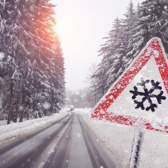 Vorsicht, Glatteis! DWD warnt vor Glätte-Horror am Rosenmontag (Foto)