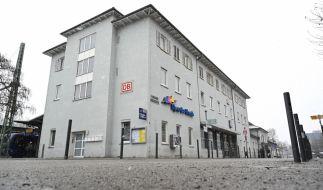 Tatort Bahnhof: Eine 62 Jahre alte Frau wurde in Ravensburg ausgeraubt und erstochen. (Foto)