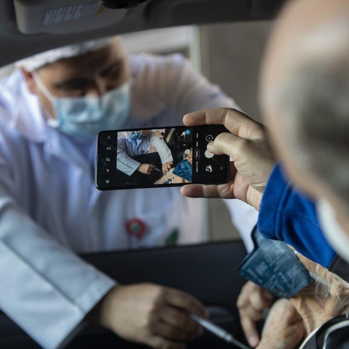 Pandemie-Stopp nach Covid-19: Handykameras erkennen Infektionen (Foto)