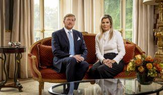 Das Ansehen des niederländischen Königspaares ist in der Bevölkerung drastisch gesunken. (Foto)