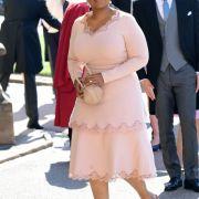 Oprah im Mai 2018 auf der Hochzeit von Meghan Markle und Prinz Harry.