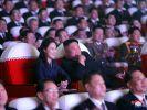 Kim Jong Un mit Ri Sol Ju