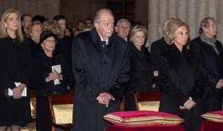 Der ehemalige König von Spanien soll so krank sein, dass König Felipe und Königin Letizia ihn jetzt nach Hause holen wollen. Doch stimmt das? (Foto)