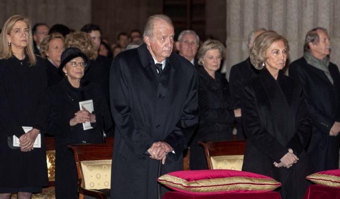 Juan Carlos todkrank?