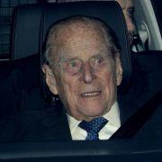 Sorge um Queen-Ehemann wächst! Prinzgemahl bleibt weiter im Krankenhaus (Foto)