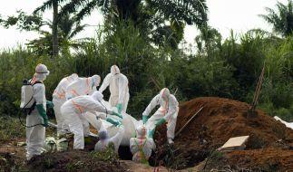 Die Zahl der Todesfälle in Guinea steigt an. (Symbolfoto) (Foto)