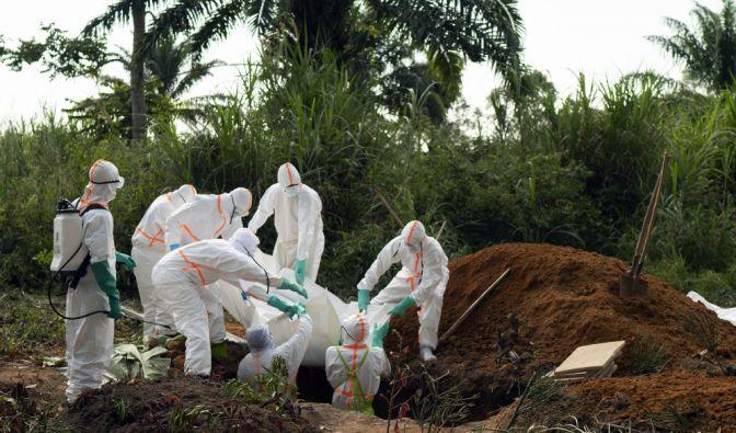 Ebola-Ausbruch in Guinea