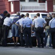 8 Verletzte nach Schüssen! Polizei vermeldet Festnahme (Foto)