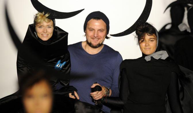 Sascha Gaugel, Designer und Stylist († 17.02.2021) (Foto)