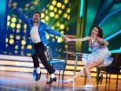 """Im vergangenen Jahr tanzten Christina Luft und Luca Hänni gemeinsam übers """"Let's Dance""""-Parkett. Inzwischen sind sie offiziell in einer Beziehung. (Foto)"""