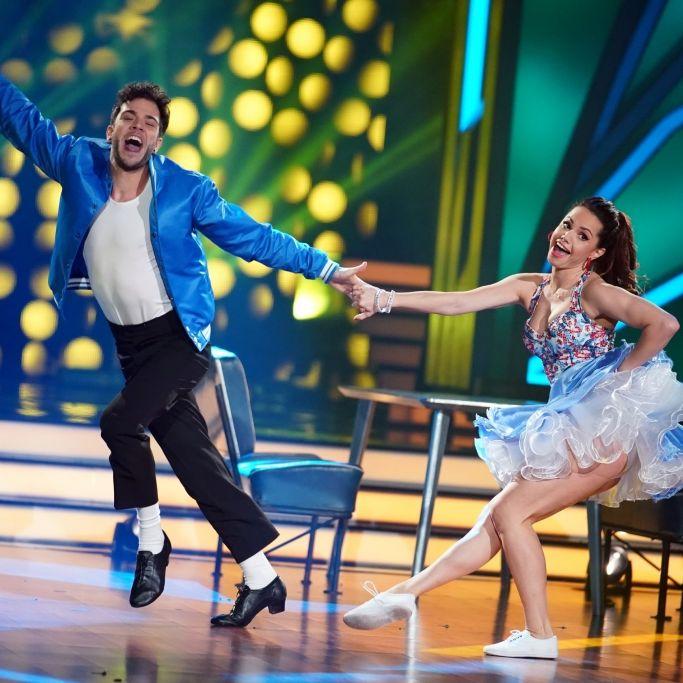 """Eifersuchtsdrama wegen """"Let's Dance""""? (Foto)"""