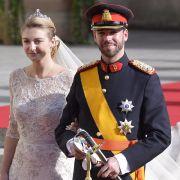 Am 20. Oktober 2012 fand die Traumhochzeit von Erbgroßherzog Guillaume von Luxemburg und Stéphanie de Lannoy statt.