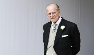 Prinz Philip wurde vorsorglich ins Krankenhaus eingeliefert. (Foto)