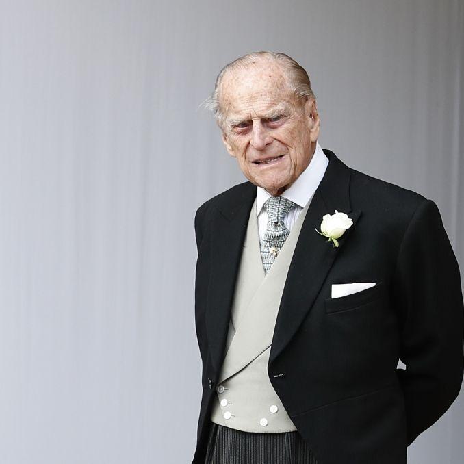 """""""Kein einfacher Patient""""! Sorge um den Mann von Queen Elizabeth II. (Foto)"""