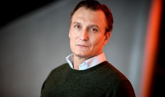 Der Schauspieler Oliver Masucci (Foto)