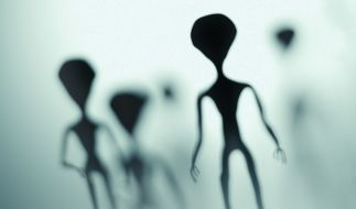 Was verraten geheime CIA-Akten über mutmaßliche Mars-Aliens? (Foto)